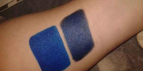 Resenha do batom azul liquido da Ricosti