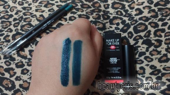comparativo lápis qdb azuleo e batom c603 mufe