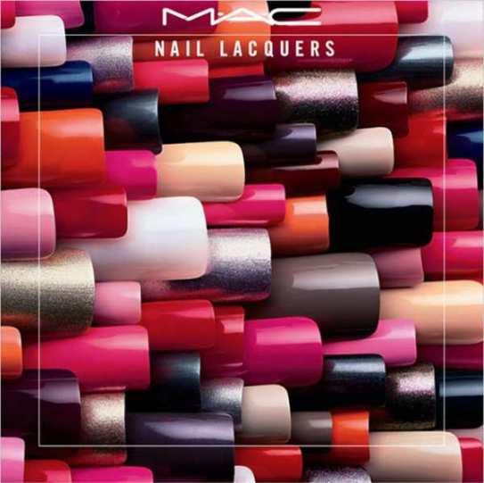 mac-nail-collection