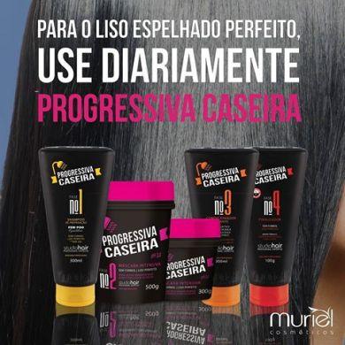 Progressiva Caseira Muriel