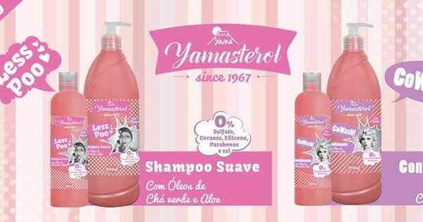 resenha shampoo less poo