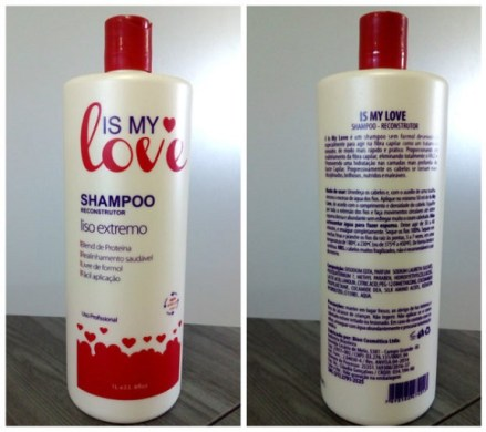 shampoo que alisa is my love