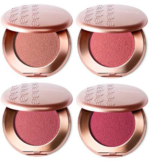 blush in crema satinati kiko autunno 2015