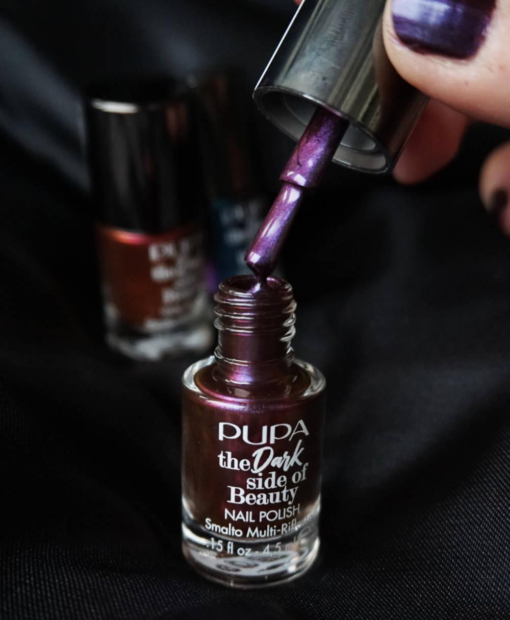 nagellak Pupa Dark Violet