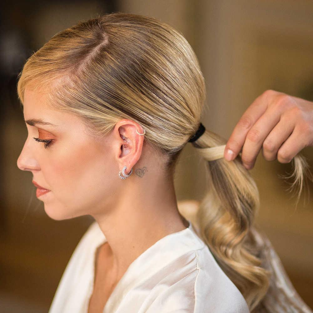 Chiara Ferragni Look de cheveux été 2020