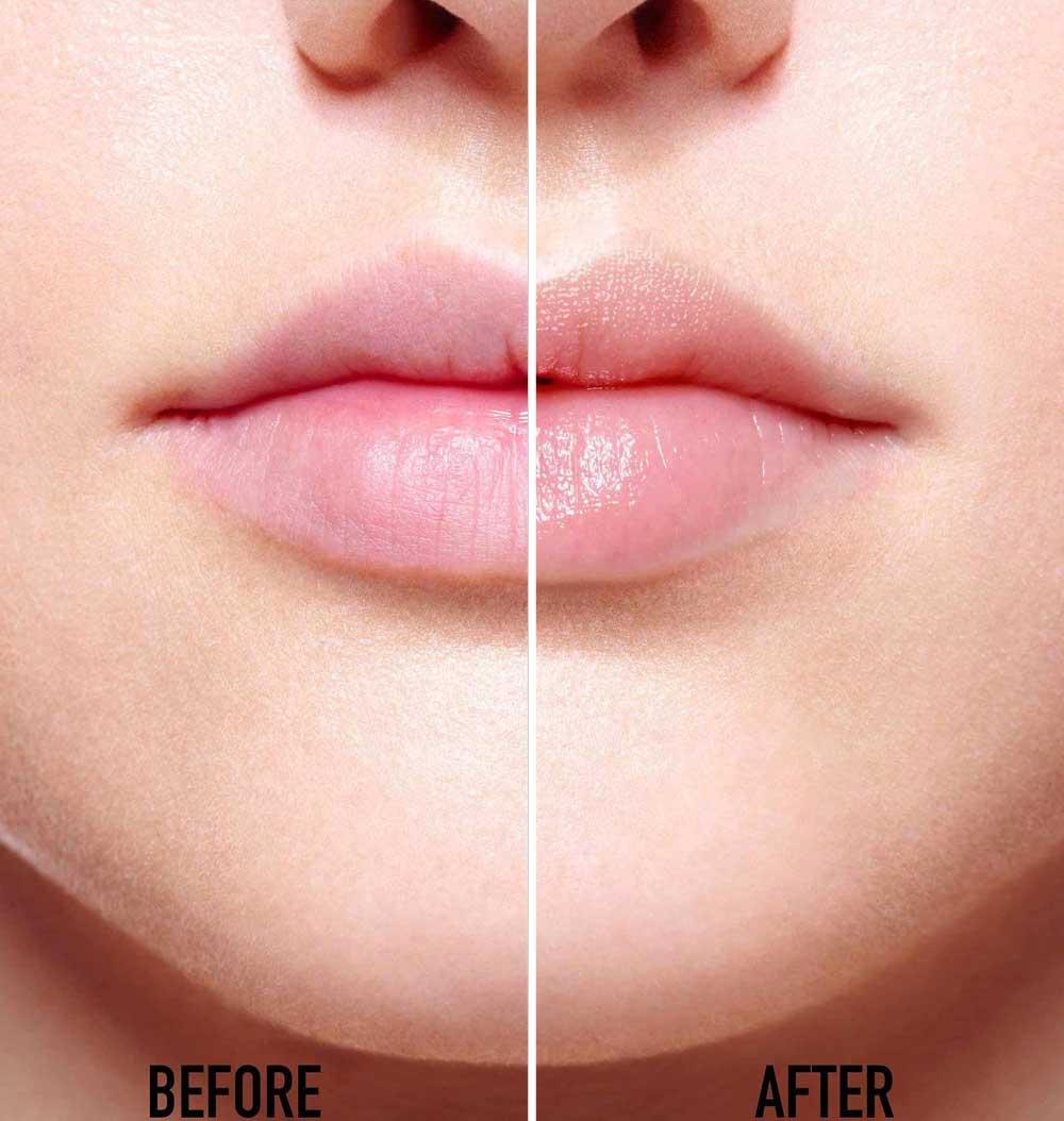 Balsamo labbra trasparente Dior