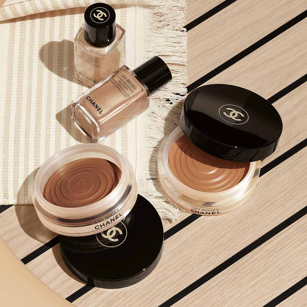 Chanel Les Beiges trucco Estate 2021