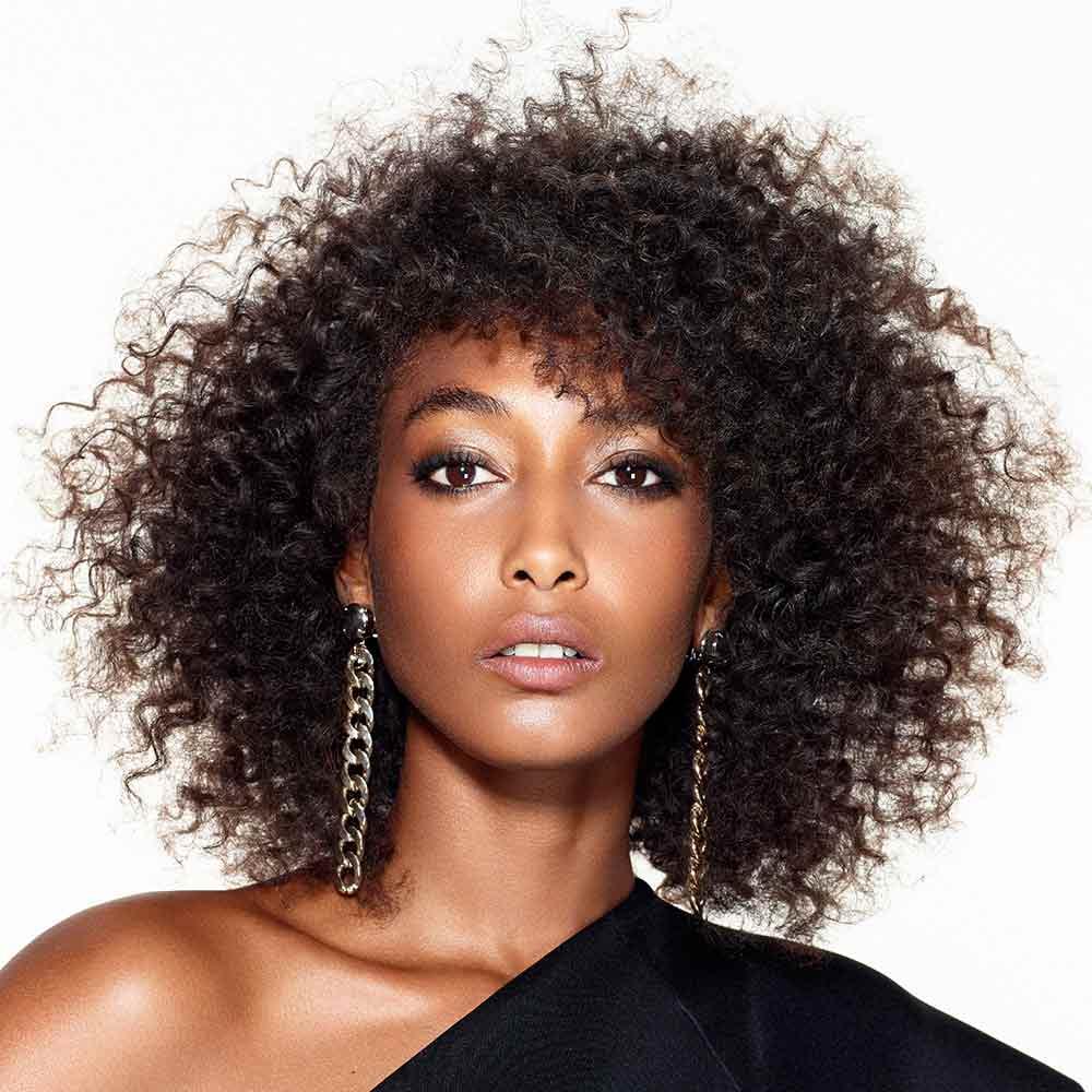 Tagli capelli medi ricci inverno 2021