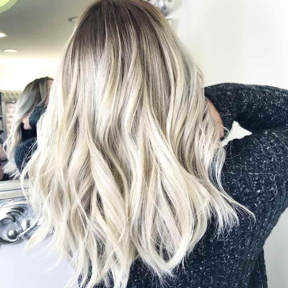 Tagli capelli medio lunghi inverno 2021