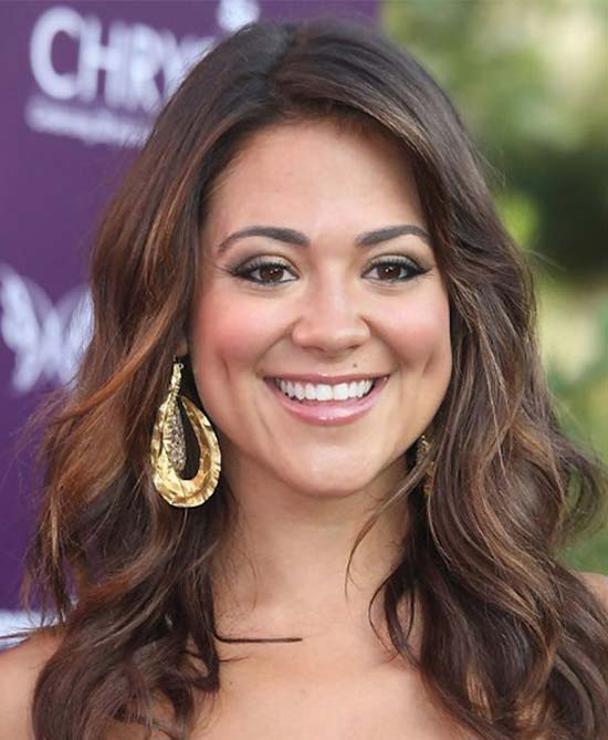 Camille Guaty Medium Length Haircuts for Thick Hair