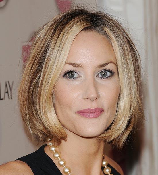 Lisa Butcher Angled Bob Hairstyle