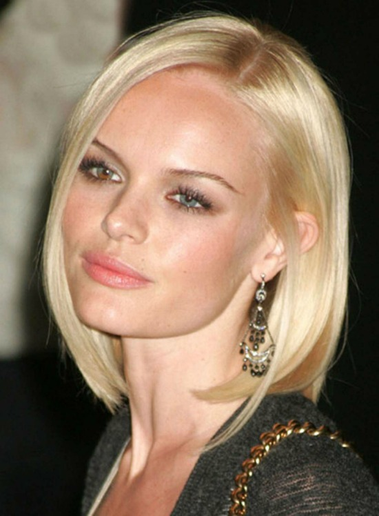 Kate Bosworth Bob Haircut
