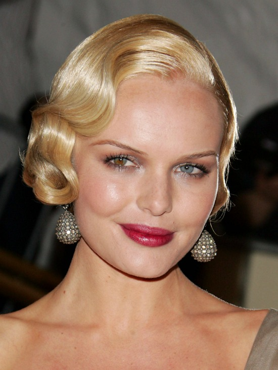 Kate Bosworth Faux Bob