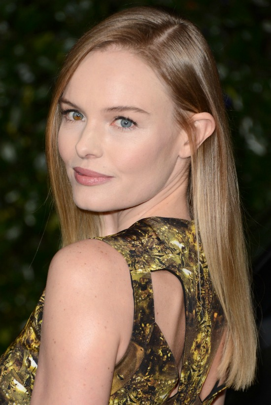 Kate Bosworth Long Straight Hairstyle