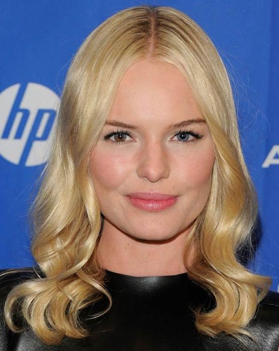 Kate Bosworth Medium Blonde Hairstyles