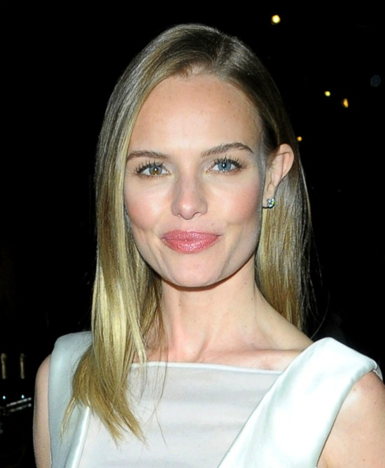 Kate Bosworth Shoulder Length Hairstyle