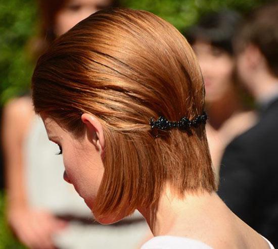 Kate Mara Blunt Bob Hairstyles