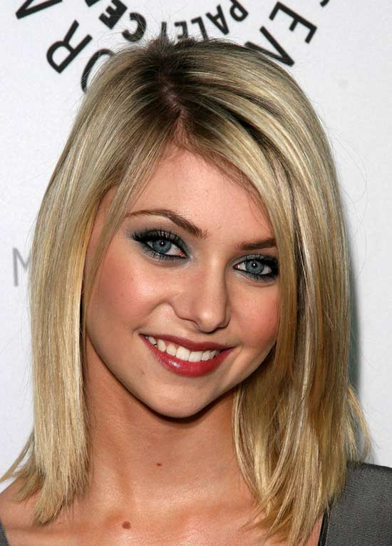 Taylor Momsen Medium Hairstyles for Women