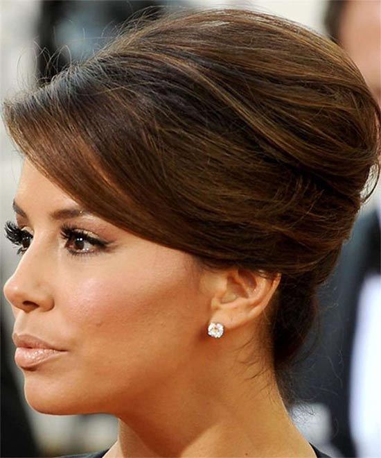 23 Super Easy Bun Hairstyles For Long Hair That Youll Love