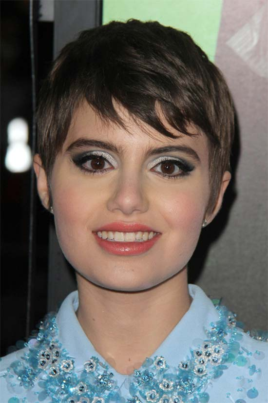 Sami Gayle Pixie Cuts for Thick Hair