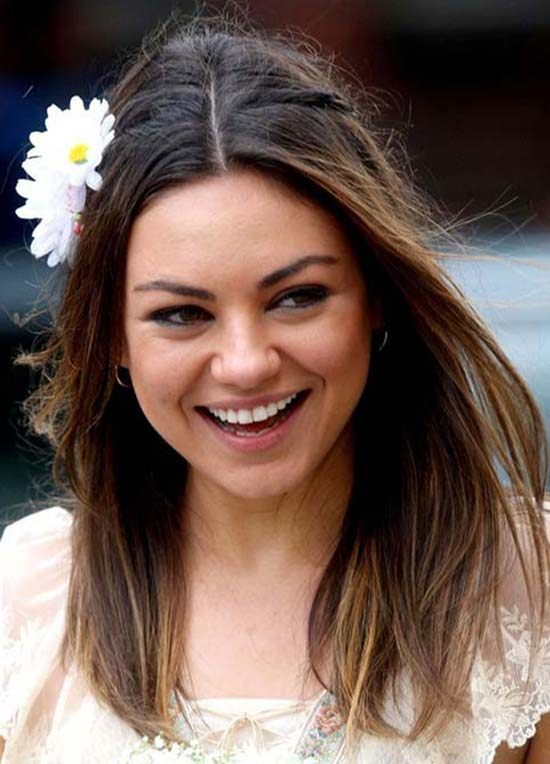 14 Trendy Mila Kunis Hairstyles For You Try It Today Always In