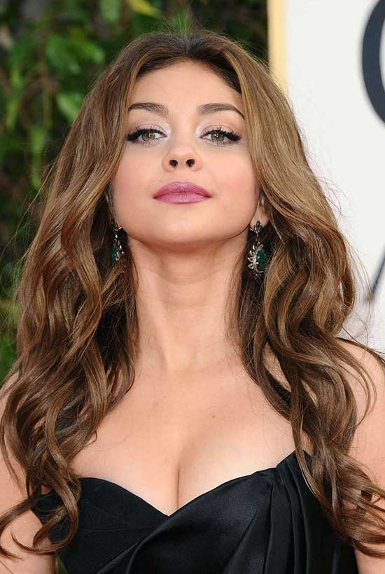 Top 20 Sarah Hyland Hairstyles Amp Haircuts That Will