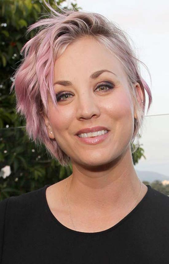 20 Flawless Kaley Cuoco Hairstyles To Inspire You