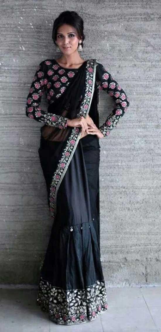 Arpita Mehta Designer Full Sleeve Blouse