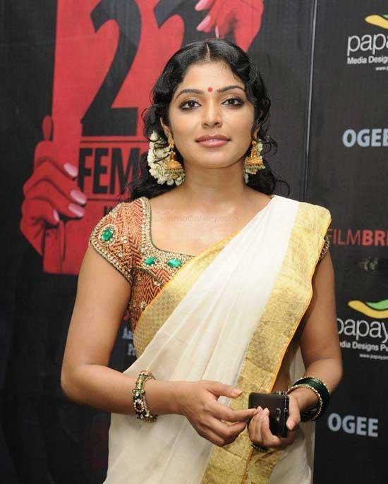Malayalam actress Rima Kalingall