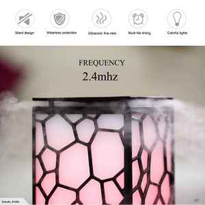 Cube Aromatherapy Diffuser 2