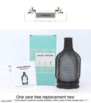 Metal Aromatherapy Diffuser 9