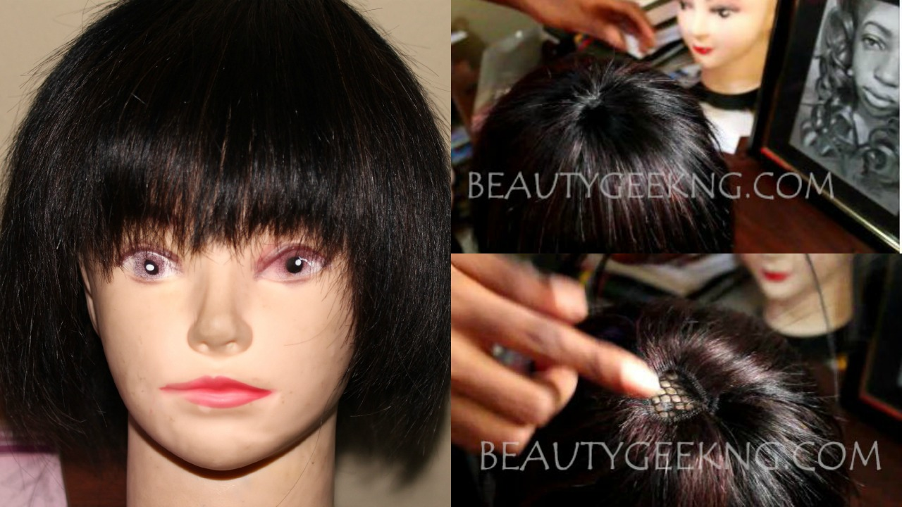 How to make a full wig no leave out no lace closure beauty geek the jeuxipadfo Images
