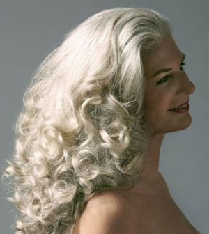 10 Gorgeous Gray Hair Makeovers