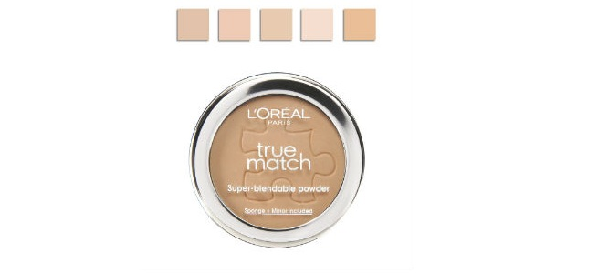 L'Oreal True Match Compact Powder