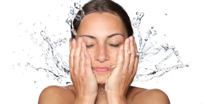 Image result for washing face
