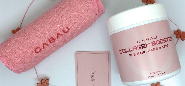 Cabau Lifestyle - zweetband & collagen booster
