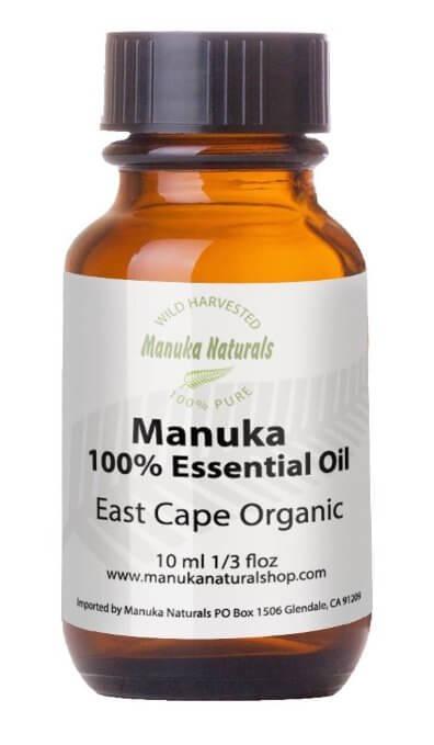 Manuka Oil for Acne Treatment