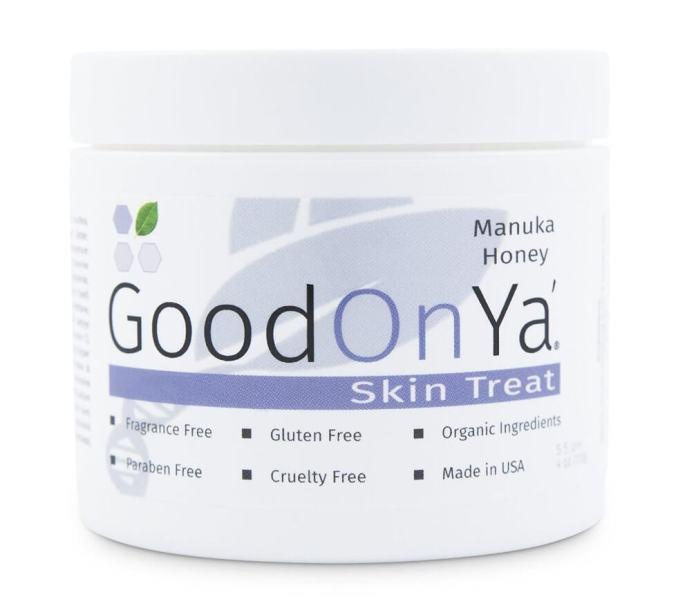 manuka honey moisturizer - GoodonYa cream