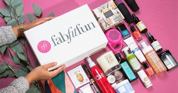 Fabfitfun - Box - best subscription boxes - cruelty-free beauty box subscriptions - vegan beauty box - vegan subscription box - unboxing subscription box review | beautyiscrueltyfree.com