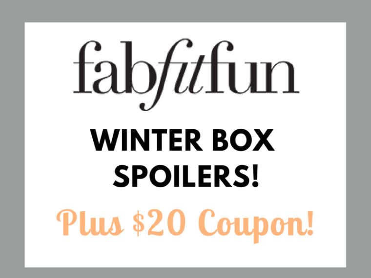 Winter box 2017 First Spoiler Reveal!fabfitfun-spoiler-kate-somerville - Fabfitfun subscription box review unboxing Promo- best subscription boxes - cruelty-free beauty box subscriptions - vegan beauty box - vegan subscription box - unboxing subscription box review | beautyiscrueltyfree.com