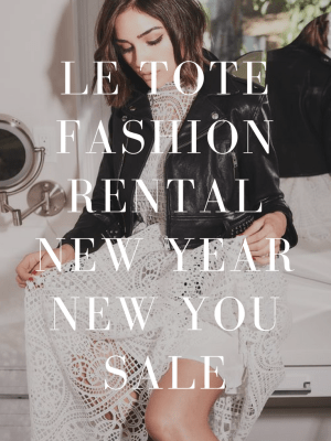 Le Tote - Fashion Rental Subscription Box | beautyiscrueltyfree.com