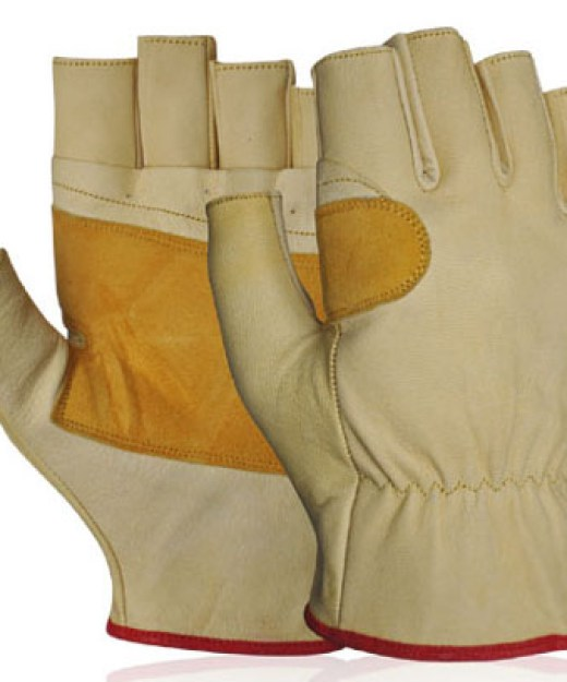 Rappeling Gloves