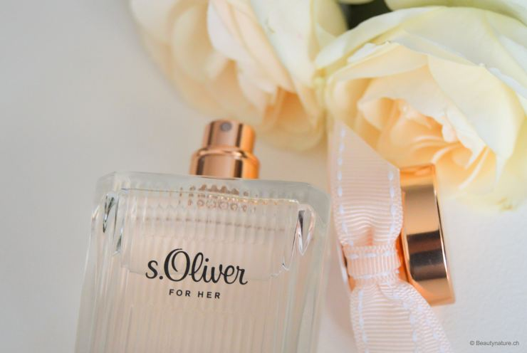 S. Oliver for her