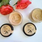 Manhattan Fresher skin foundation