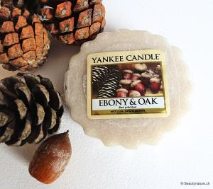 Yankee Candle - Ebony & Oak