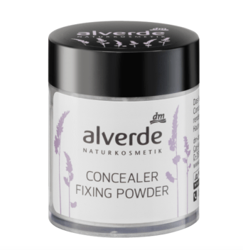 alverde - Concealer Fixing Powder