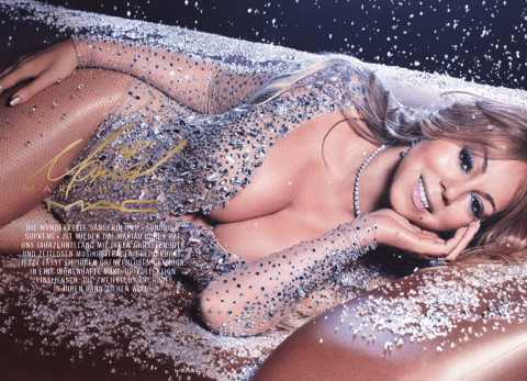 M∙A∙C - Mariah Carey LIMITED EDITION