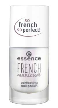essence french manicure perfecting nail polish 01