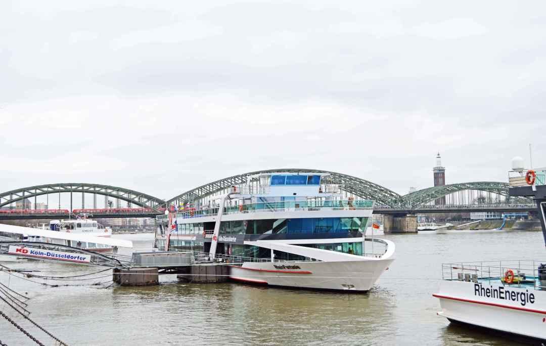 köln travel Rhein