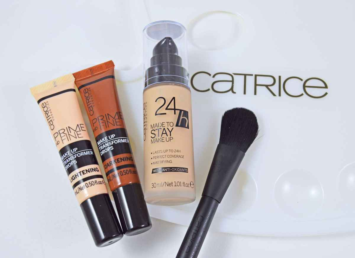 Review: Catrice - Prime And Fine Make Up Transformer Drops